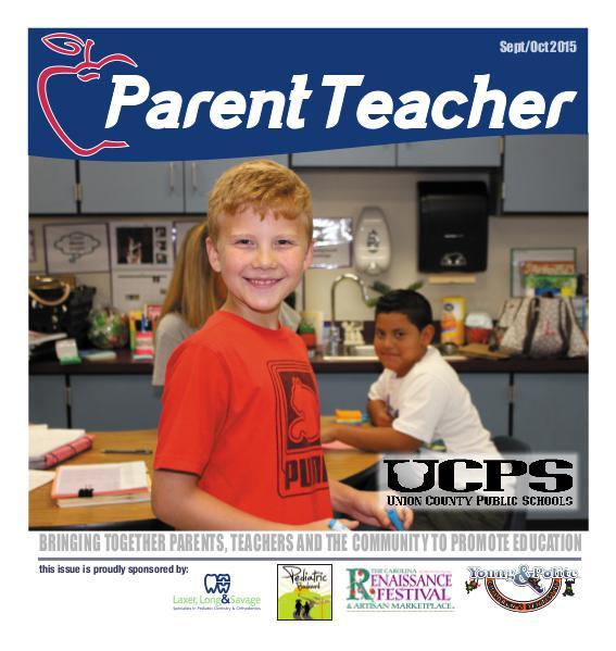 Union County Public Schools Sept/Oct 2015
