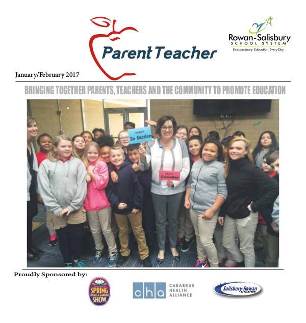 Rowan-Salisbury Schools Jan/Feb 2017