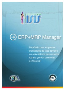 Catalogo ISIS ERP Manager