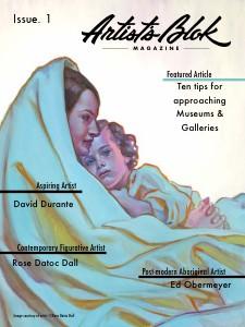 Artist's Blok Magazine Issue 1
