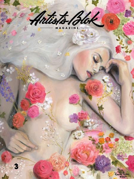 Artist's Blok Magazine issue 3