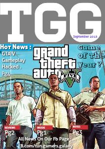 TGG Mag #1