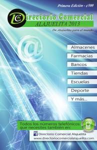 Directorio Comercial Alajuelita Agosto 2013