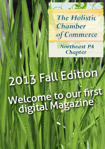 2013 - NEPA Holistic Chamber of Commerce Fall Issue 2013