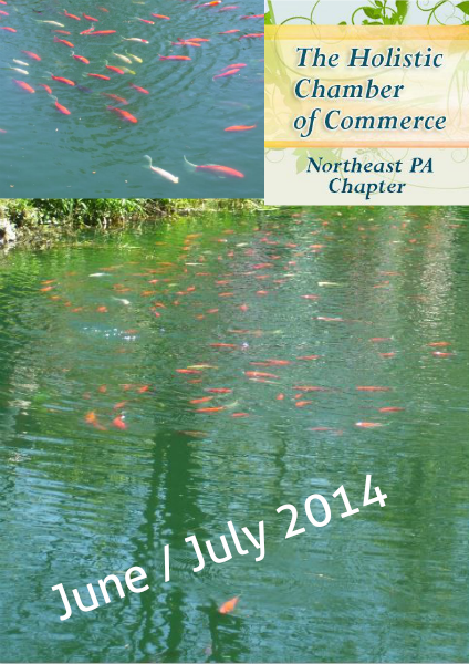 2014 - NEPA Holistic Chamber of Commerce Volume 2 Issue 4