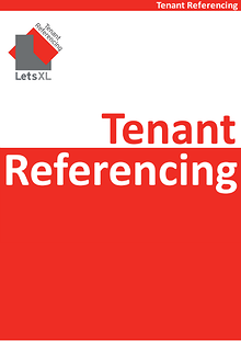 Tenant Referencing Guide