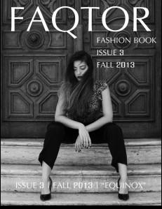 FAQTOR Fashion Book Oct. 2013
