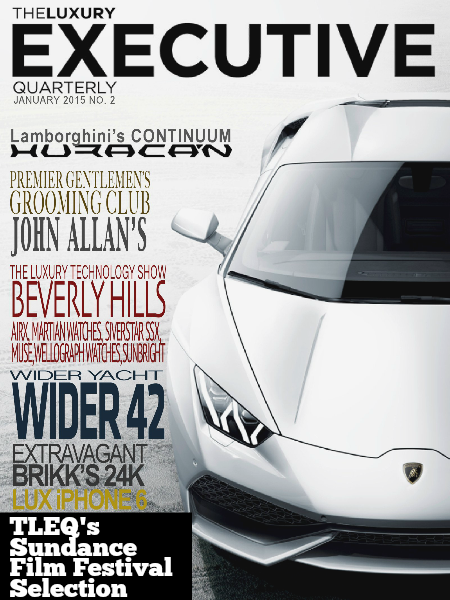 The Luxury Executive Quarterly Jan. 2015
