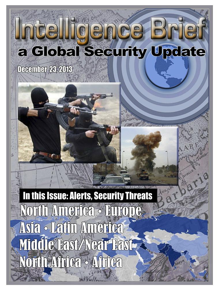 Intelligence Brief 23 December Issue
