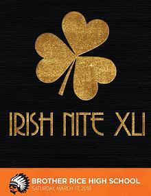 Irish Nite Catalog