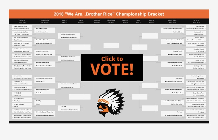 We Are...Brother Rice Second Round