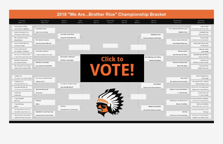 We Are...Brother Rice Sweet Sixteen