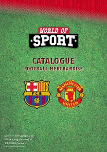 World of Sport Catalog 2013/2014