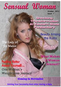 Sensual Woman October 2013
