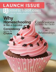 Homeschool.com Magazine September 2013