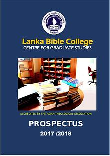 Prospect 2017 LBC
