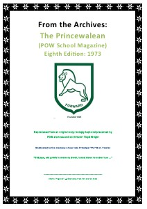 The Princewalean Sept 2013
