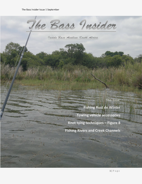 The Bass Insider Issue 1 September 2013