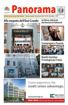 Panorama ItalianCanadian