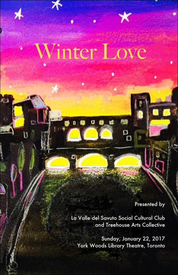 Winter Love Concert Program