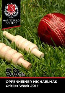 Oppenheimer Michaelmas Cricket Week 2017