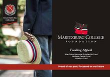 Maritzburg College Foundation - funding appeal