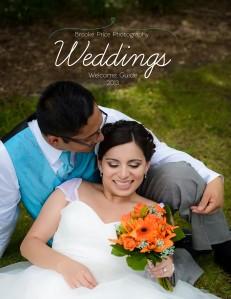 Brooke Price Photography Studio Magazine Wedding Welcome Guide 2013