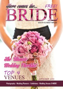 Here Comes The Bride - South & West Wales September 2013