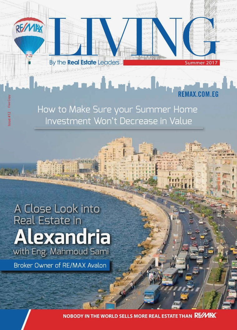 "LIVING ""By the Real Estate Leaders"" Summer 2017 Issue #12"