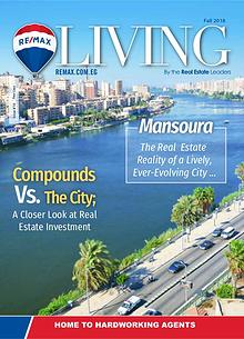 """LIVING """"By the Real Estate Leaders"""""""