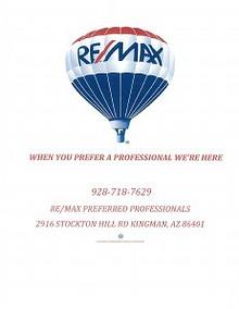 RE/MAX PREFERRED PROFESSIONALS
