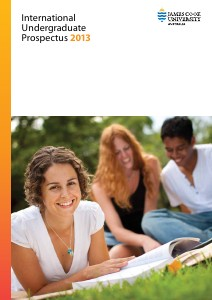 UG International Prospectus 2013