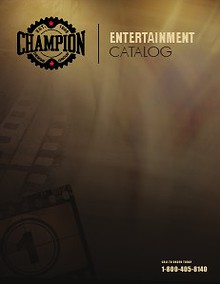 Entertainment Catalog REVISED