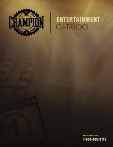 Entertainment Catalog REVISED 12/5/13 Entertainment Catalog 12/5/13