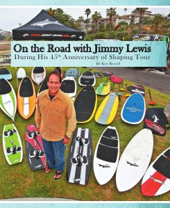 On the Road with Jimmy Lewis :Standup Journal