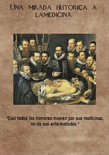 Medicina a través de los tiempos
