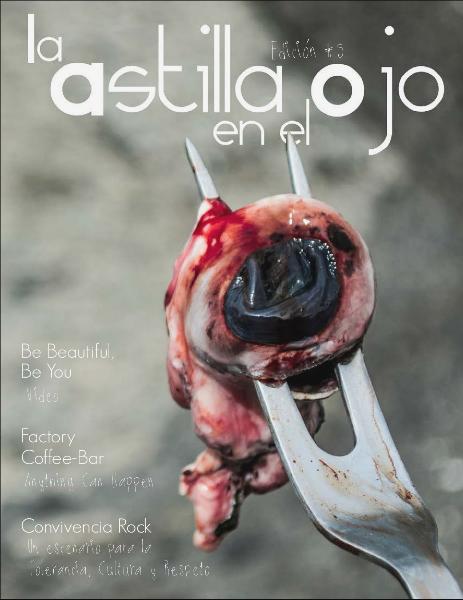 Revista La Astilla en el Ojo Feo