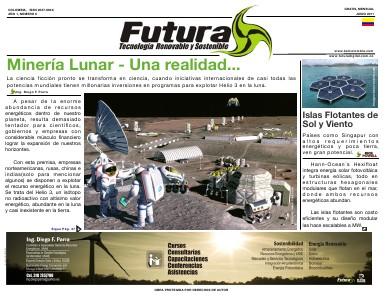 ura Septiembre 2011 Futura -  Tecnología Renovable y Sostenible - Fut