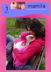 mamila1 Mamila časopis o dojčení