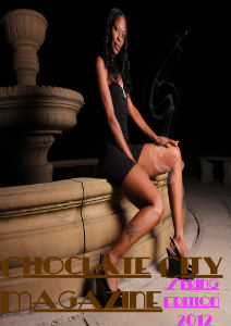 Choclate City Magazine Spring 2012