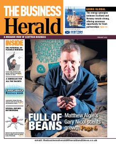 The Business Herald Business Herald - Feb 2012