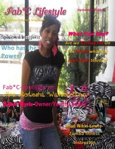 Fab*C Lifestyle Magazine December Issue 2011 10