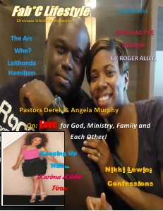 Fab*C Lifestyle Magazine Jan 2012 New Years issue