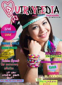 Quirkypedia Quirkypedia Anniversary eMagazine