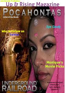 Up &  Rising Magazine Jan. 2012
