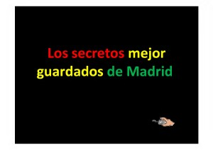 Hipodromos y caballos - Racetracks and horses Los secretos mejor guardados de Madrid