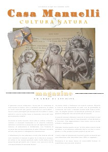 Casa Manuelli Magazine Inverno 2013 2014 - Numero 9