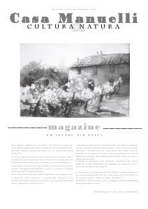 Casa Manuelli Magazine Autunno 2013