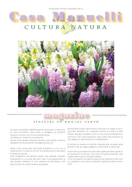 Casa Manuelli Magazine Primavera 2014