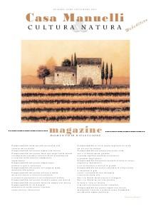 Casa Manuelli Magazine CasaManuelli ZERO Web